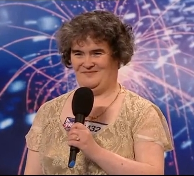 Video Susan Boyle